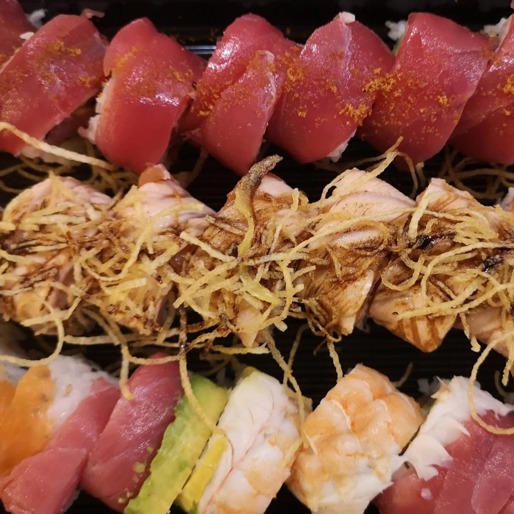 CORAL SUSHI pescato