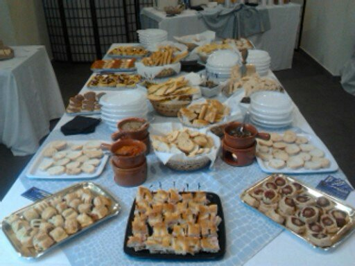 catering a casa