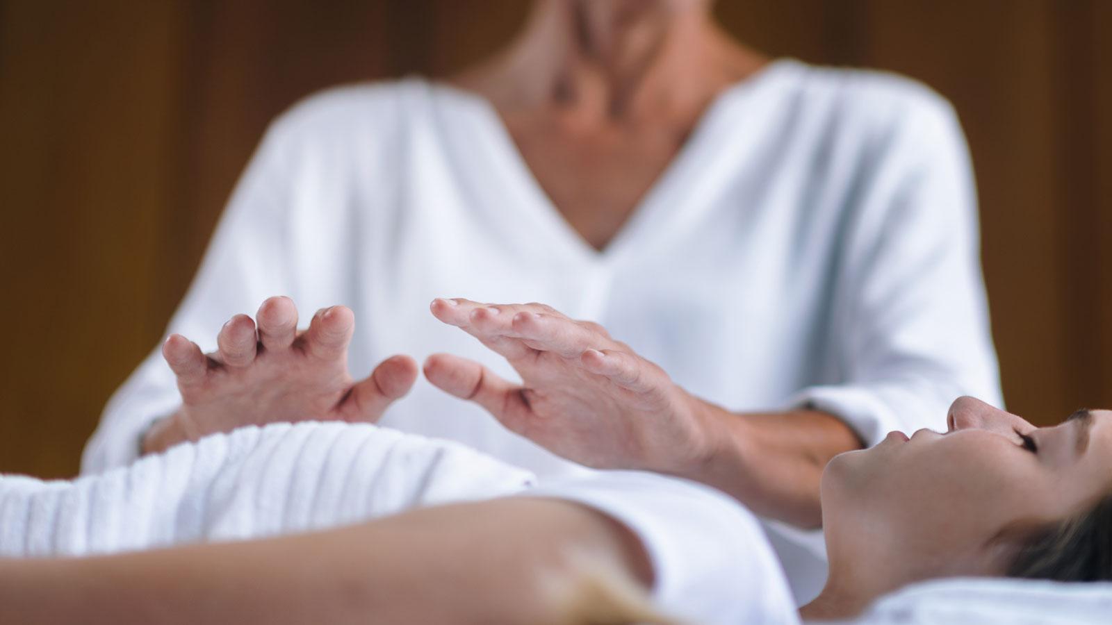 Il massaggio Reiki