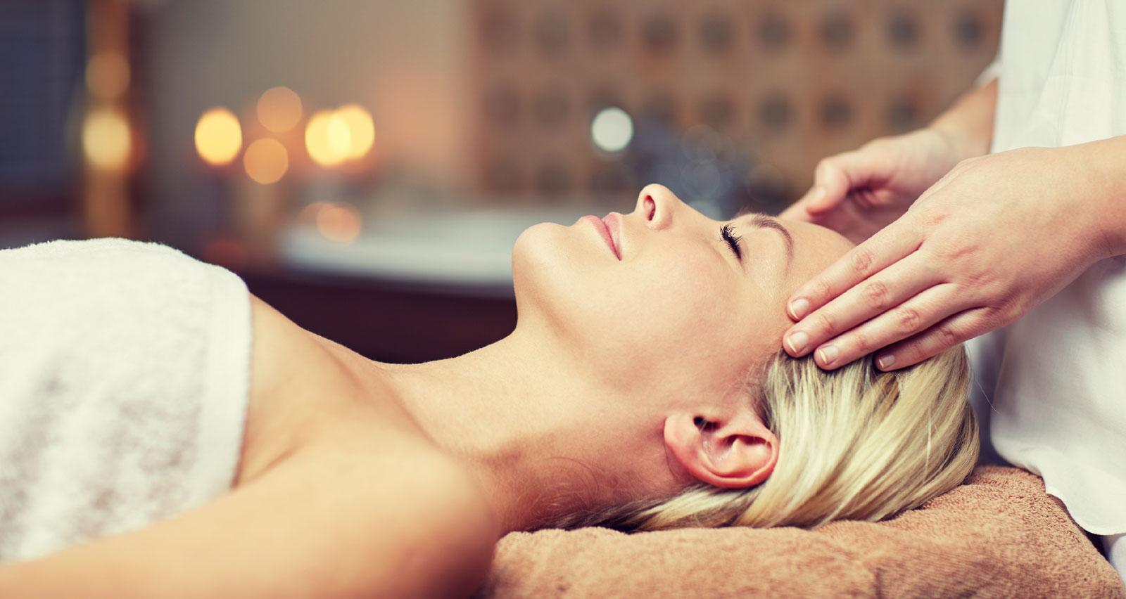 Il massaggio cranio-sacrale