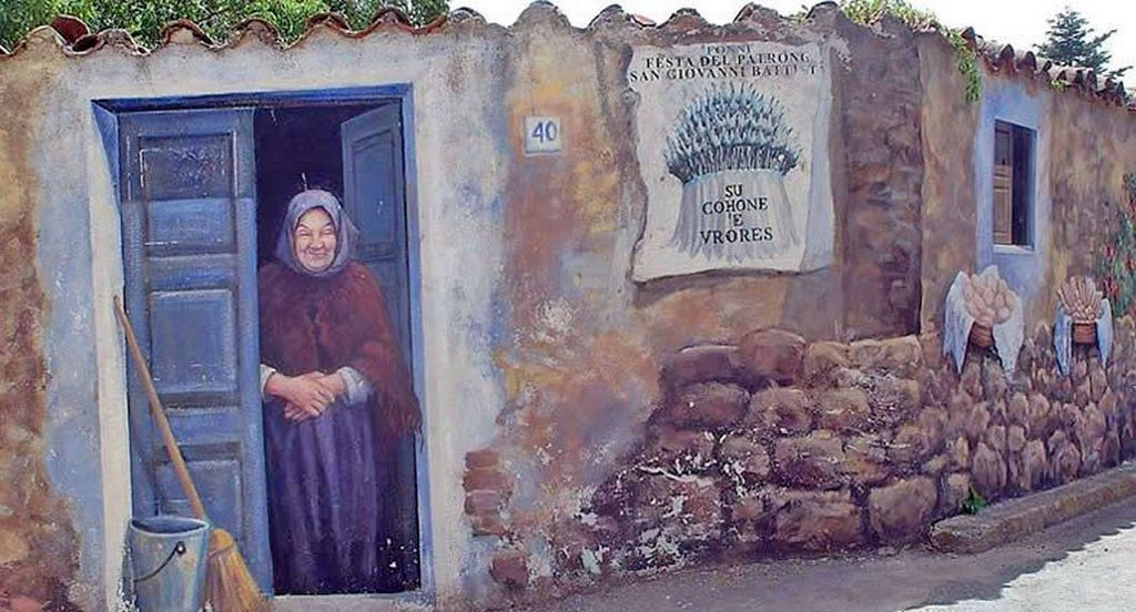 Murales Fonni