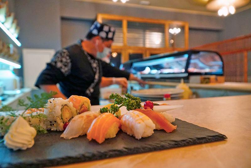 ami sushi sassari