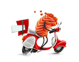 delivery giapponese sassari