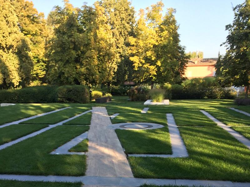 progettazione giardini modena