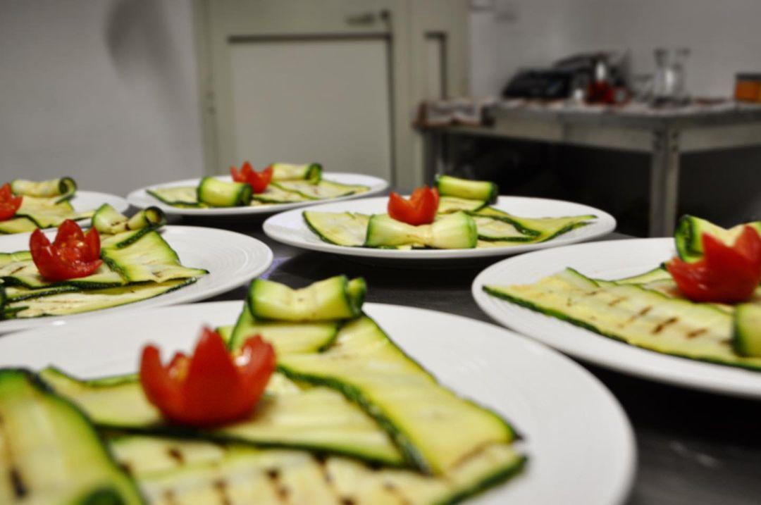 zucchine in agrodolce agriturismo zabè gallura