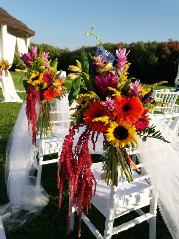 allestimenti floreali per matrimoni siracusa