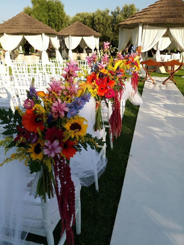 fiori per matrimoni siracusa