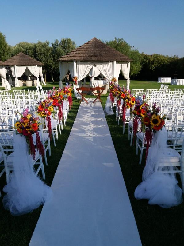 servizio floreale per matrimoni siracusa