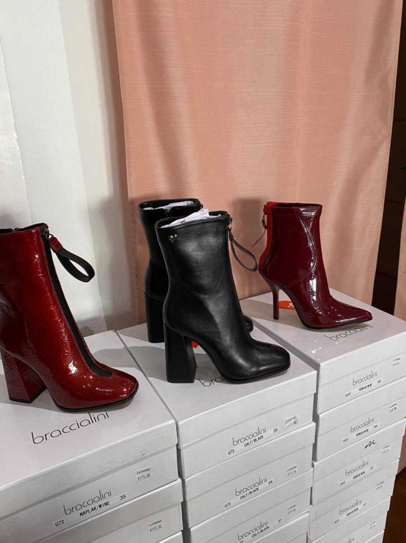 scarpe in pelle