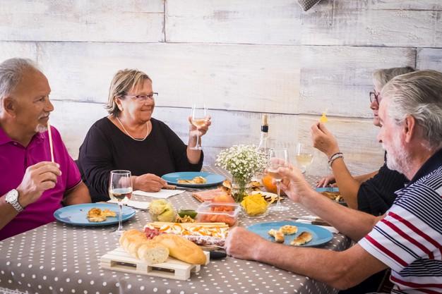 residenza anziani con cucina interna carrara