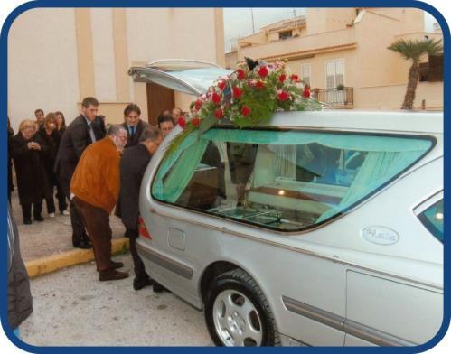 funerale castelvetrano