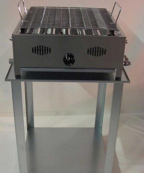 barbecue 1 fuoco