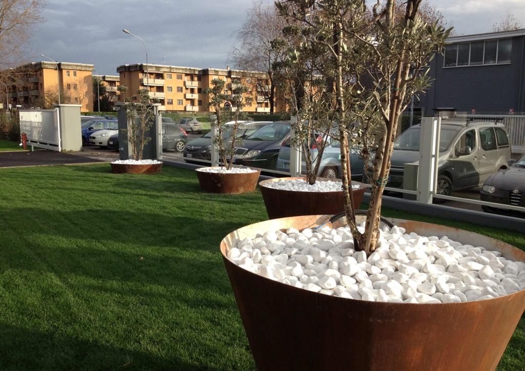 Realizzazione giardini Bergamo