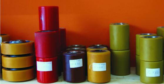 Olio e Batterie per Carrelli