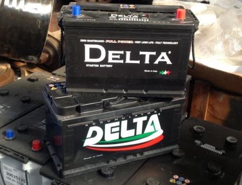 Batterie Delta