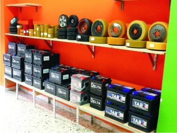 Batterie per Carrelli e Transpallet