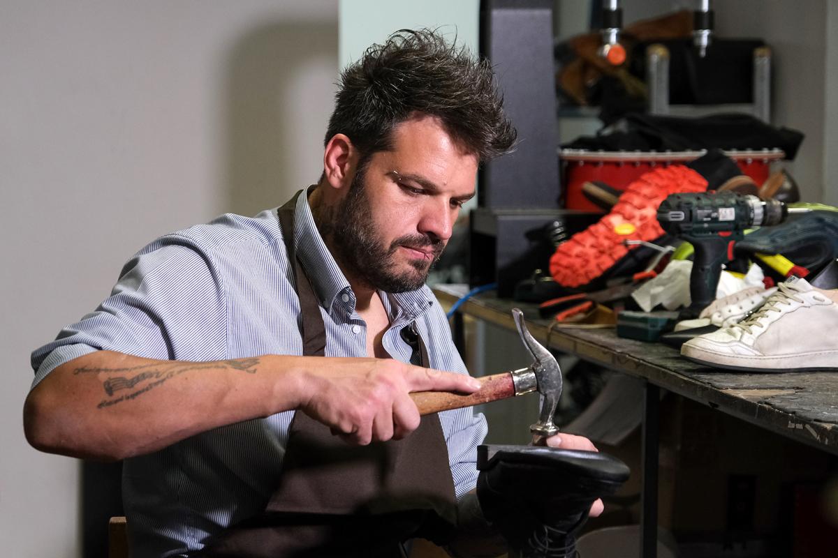 riparazione scarpe e borse terni