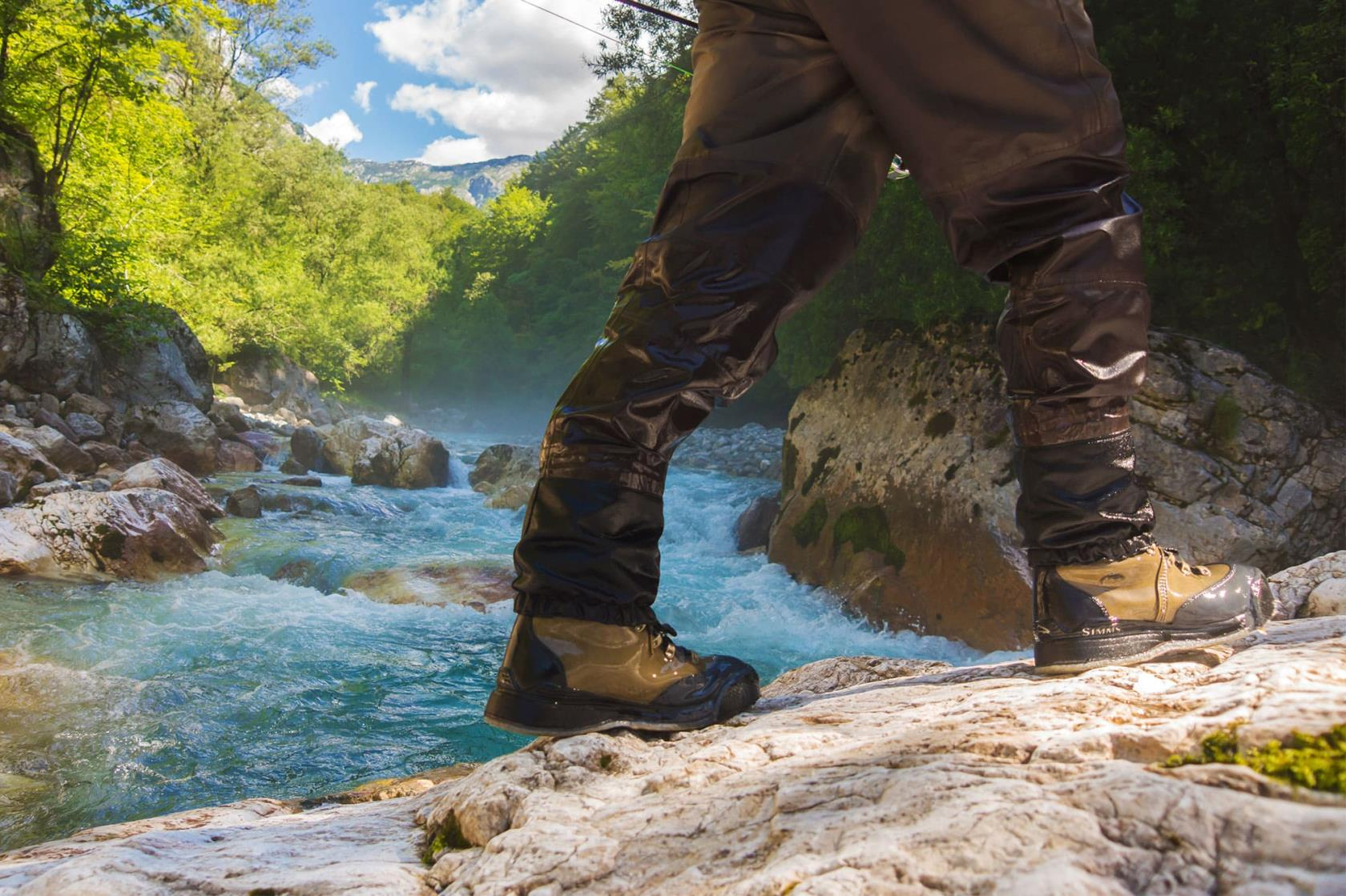 risuolatura scarponi pesca terni