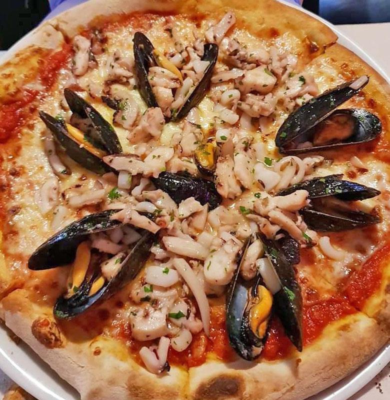 Pizza capolavoro