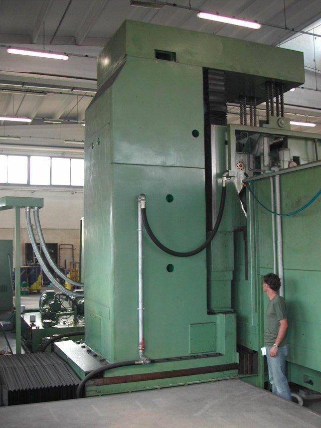 macchinari lavorazione metallo