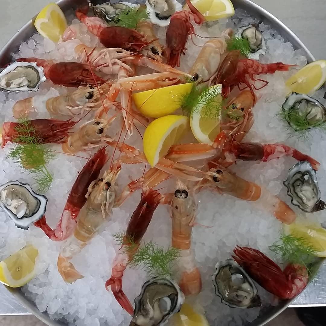 ristorante di pesce fresco cala di volpe arzachena