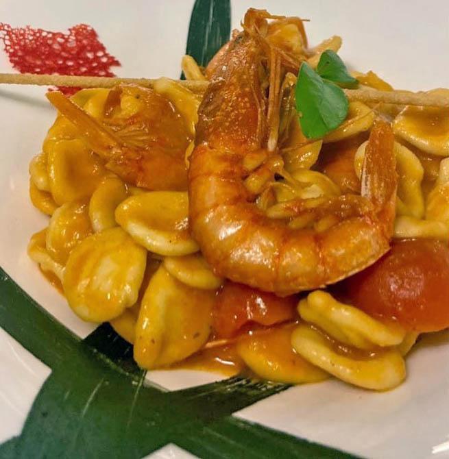 ristorante specialità di mare cala di volpe arzachena