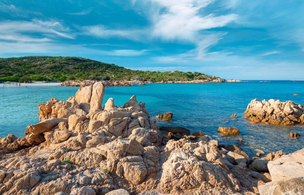 spiaggia Liscia Ruja costa smeralda