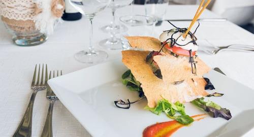 ristorante con piatti vegani cala di volpe arzachena