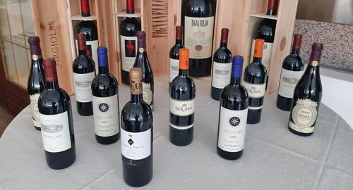ristorante con selezione vini cala di volpe arzachena