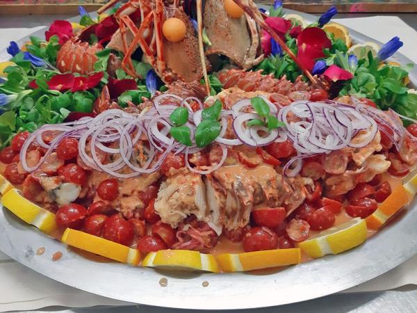 servizio catering e banqueting cala di volpe arzachena