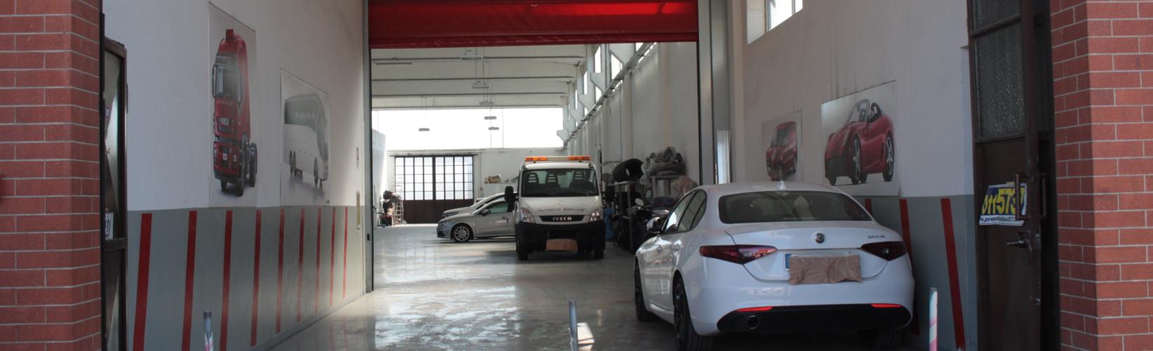 Servizi per auto, camper, furgoni e mezzi pesanti