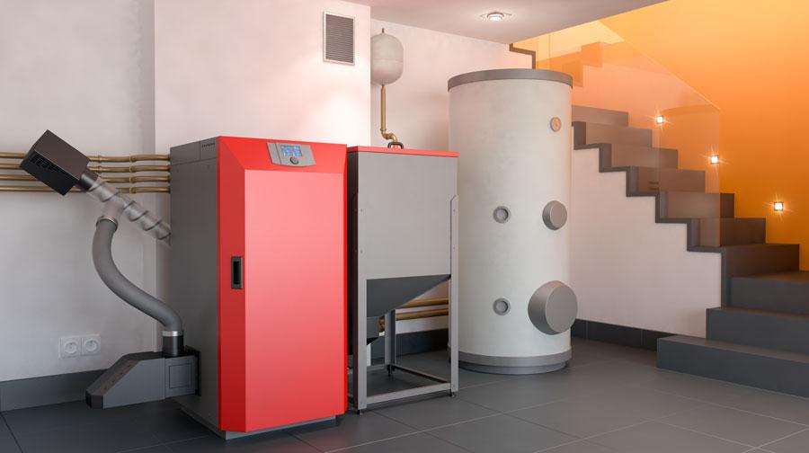 installazioni impianti termici a biomassa pinerolo torino