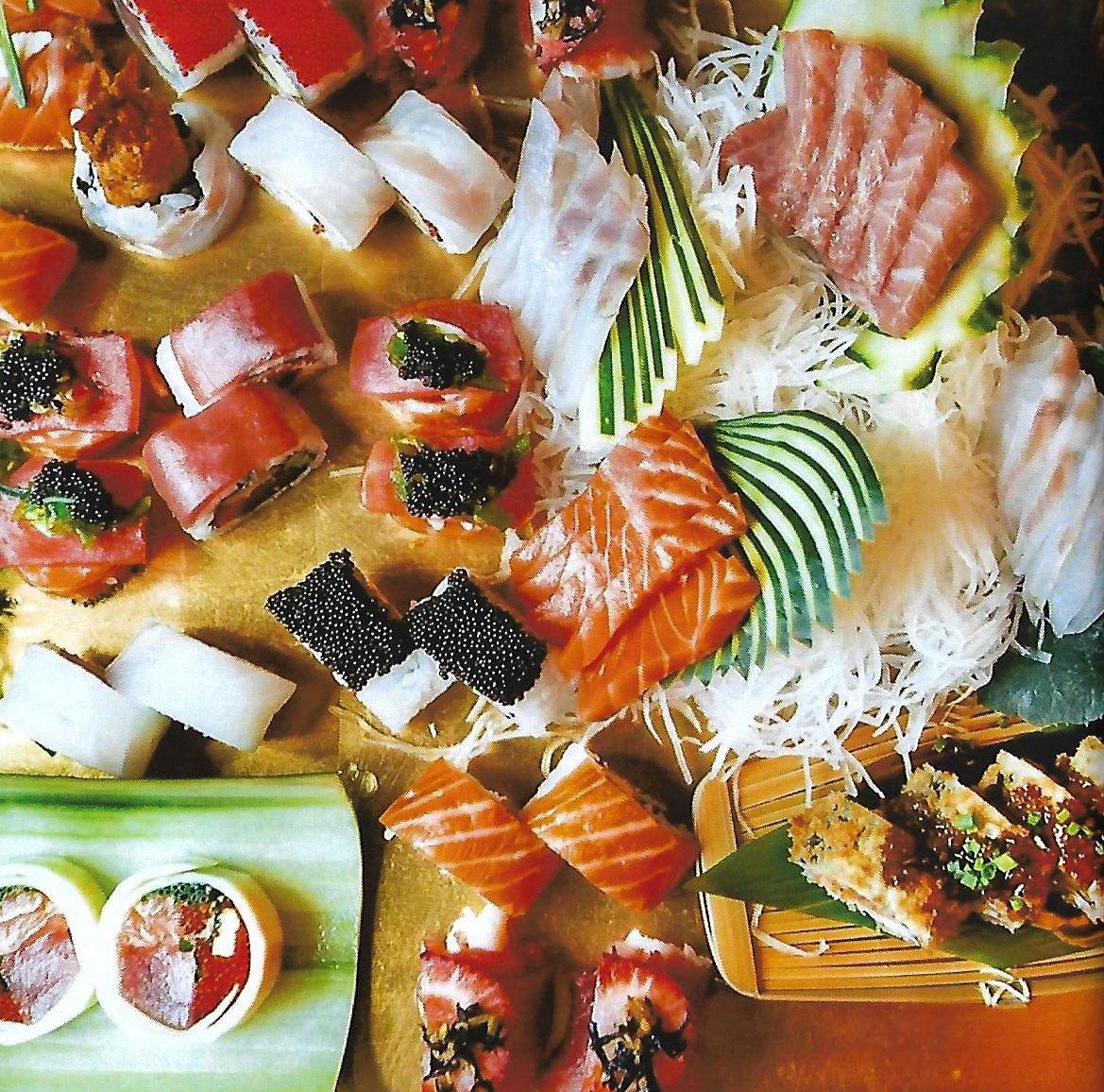 sushi fusion ristorante sirolo