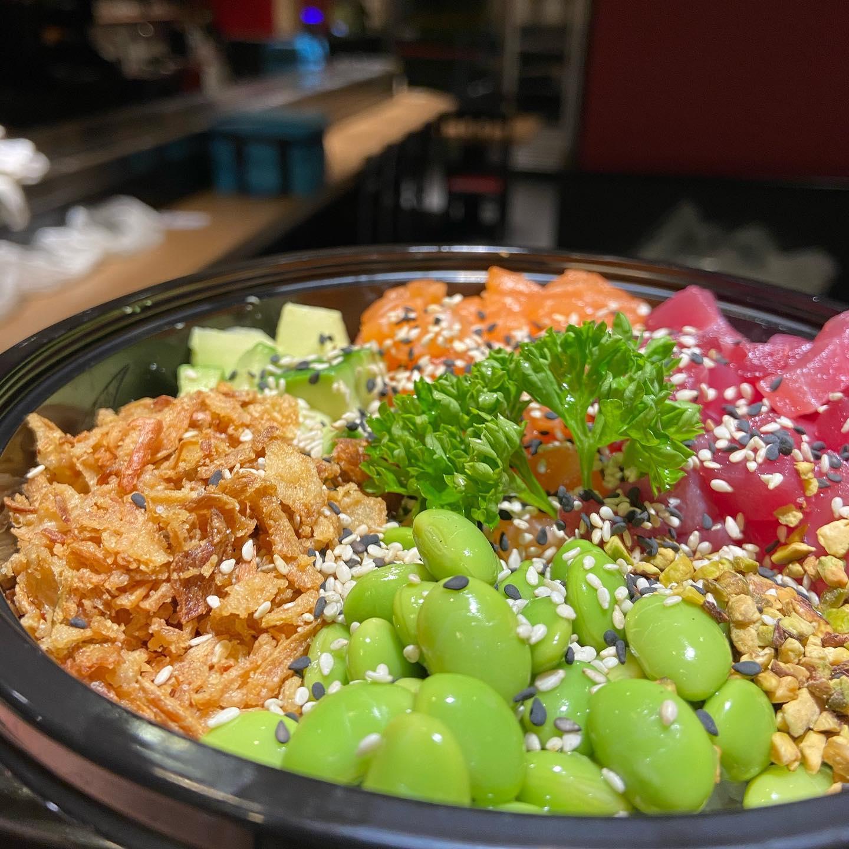 ristorante cucina giapponese salerno