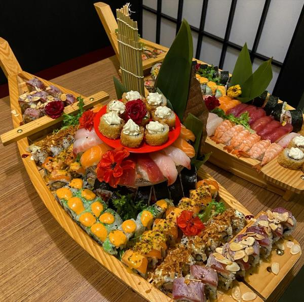 catering sushi e cucina giapponese salerno