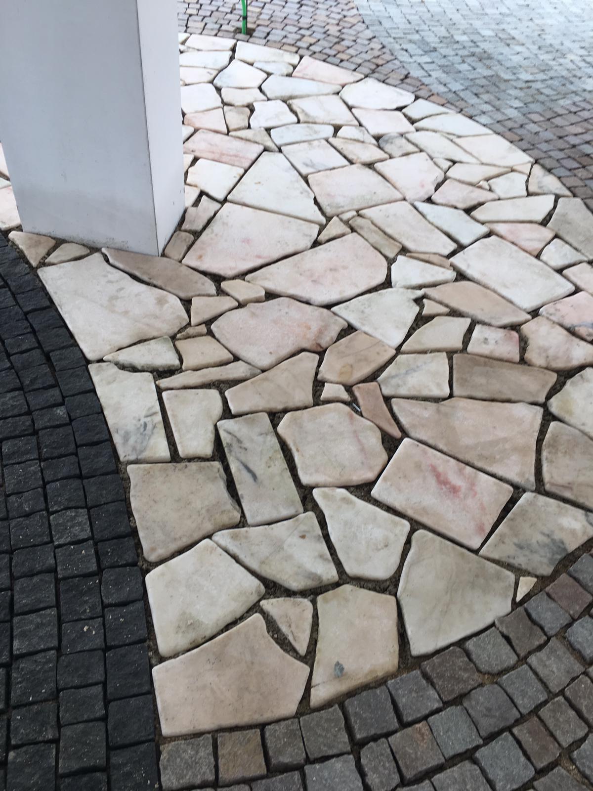 Pavimentazione da esterno caserta