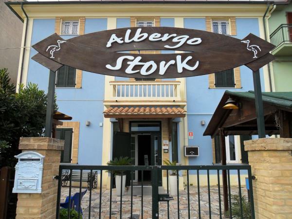albergo fronte mare Potenza Picena