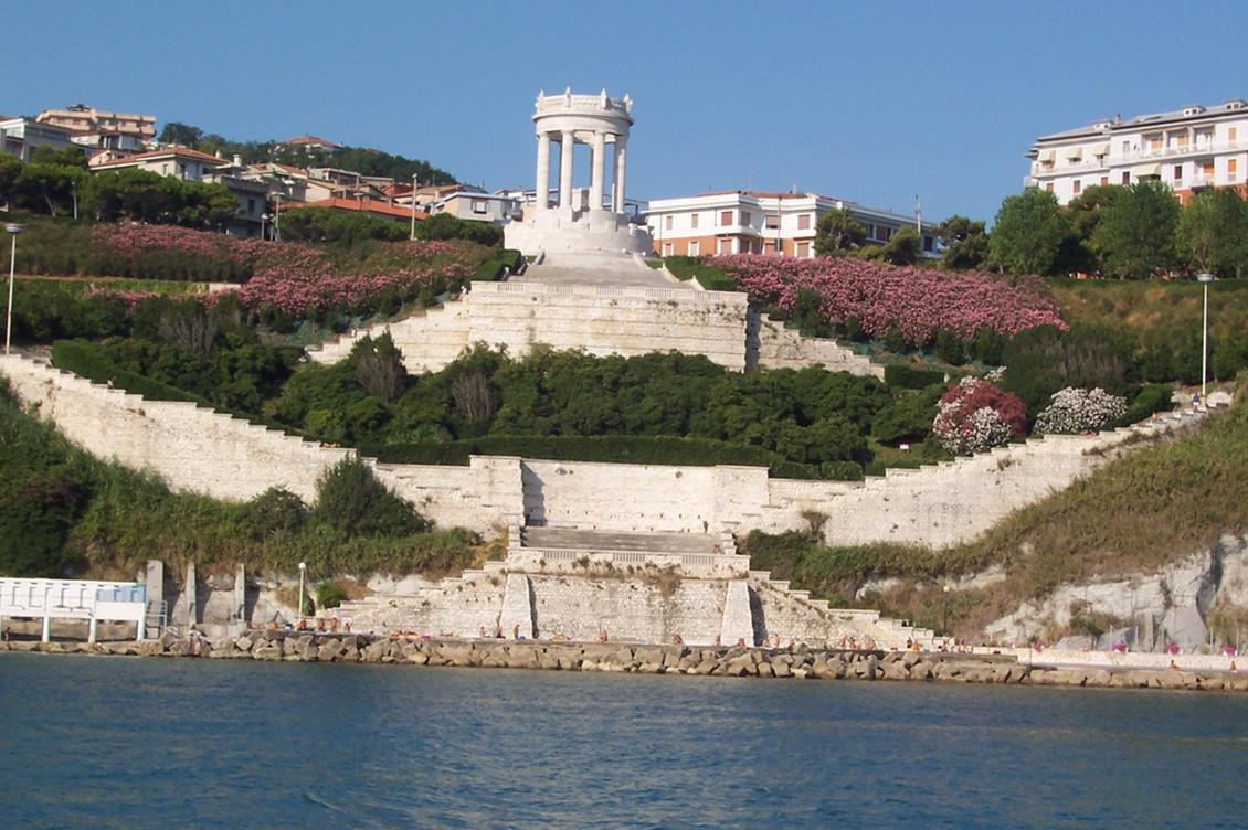 Monumento del Passetto ad Ancona