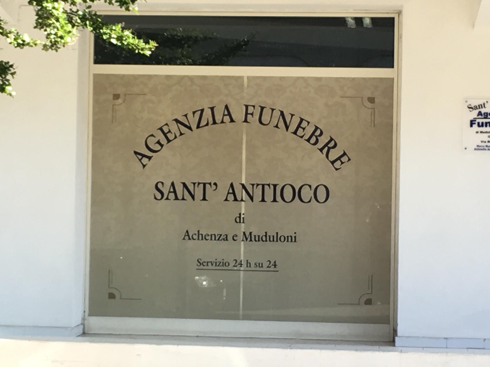 agenzia funebre sant' antioco ozieri