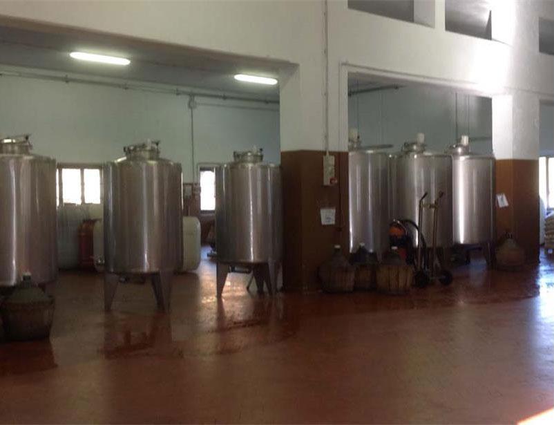 produzione vino bianco bs