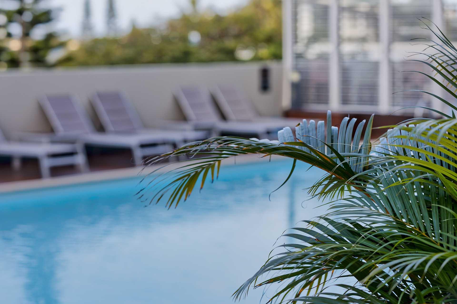 Costruzione piscine Ferrari Verde Blu