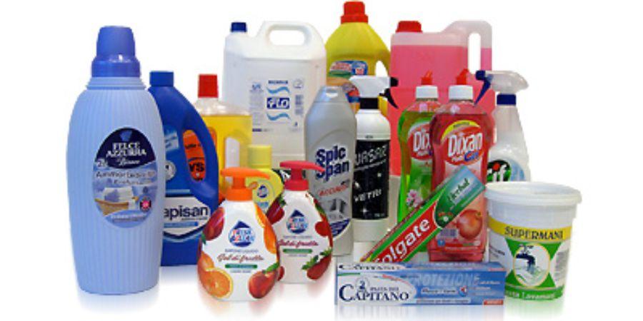 detergenti  casa personale  trapani