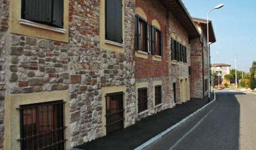 Rivestimenti per pareti esterne Parma Vicofertile
