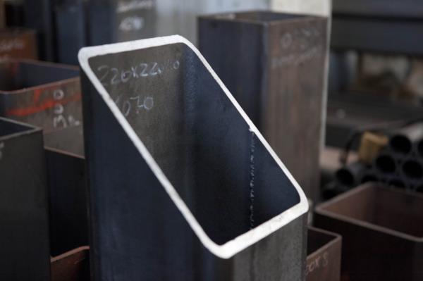 Tubi in acciaio saldati Parma Cannetolo di Fontanellato