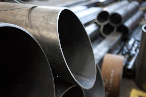 Tubi laminati a caldo Parma Cannetolo di Fontanellato
