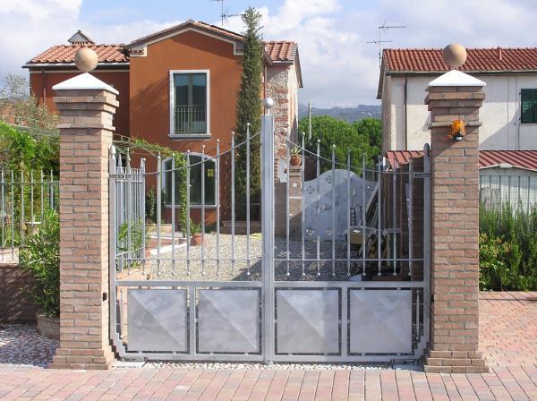 carpenteria metallica Castelnuovo Magra