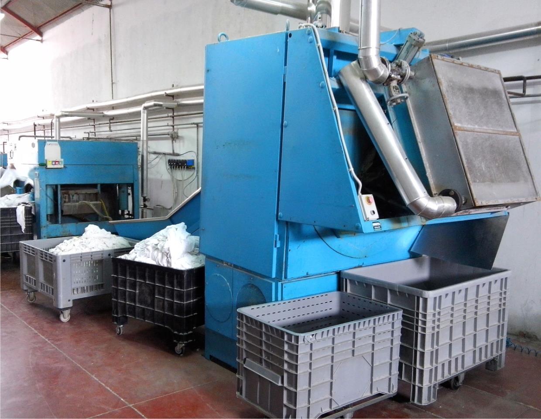 Lavanderia Industriale -Piancastagnaio