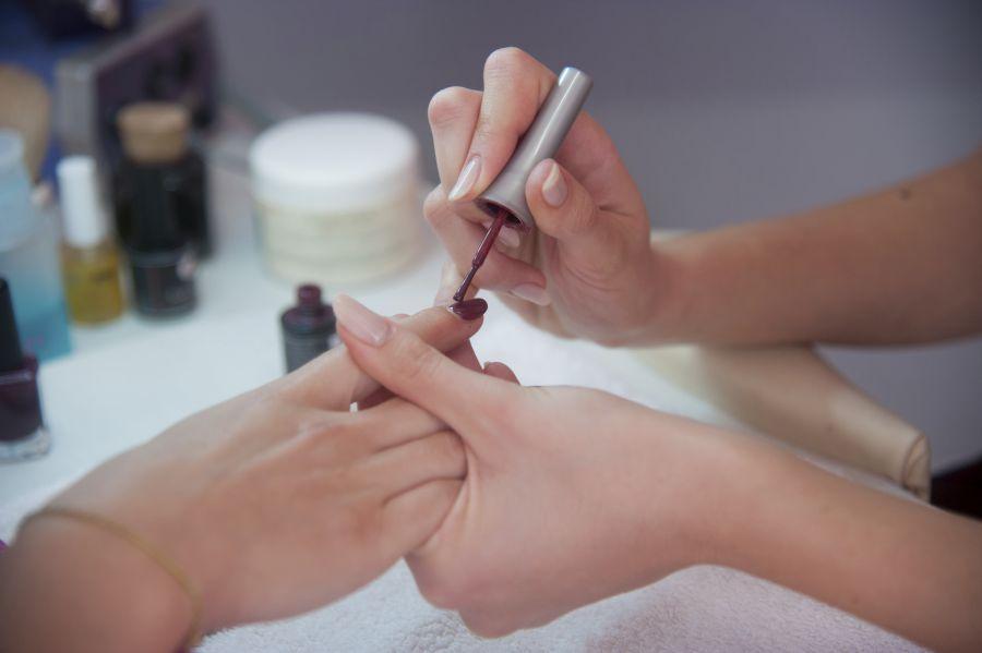 manicure pedicure trapani