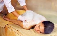 Massaggio spa con trattamento hammam Centro Estetico Roma Eur Montagnola