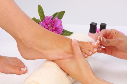manicure pedicure centro estetico roma eur